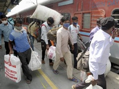 Gujarat To Withdraw Over 500 Cases Of Lockdown Violation Against Migrants