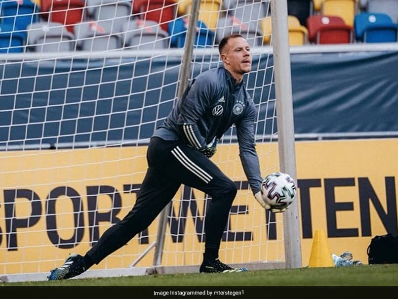 Germanys Marc-Andre Ter Stegen To Undergo Knee Operation, Out Of Euros