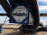 Video : Oxygen Tankers Flown From Thailand To Telangana Amid Covid Fight