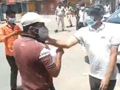 दवाई लेने निकले युवक को थप्पड़ जड़नेवाले DM हटाए गए, खुद CM भूपेश बघेल ने मांगी माफी