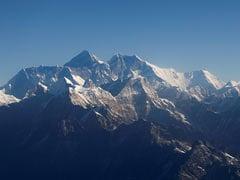 Mountaineer From Uttarakhand Scales Mount Everest