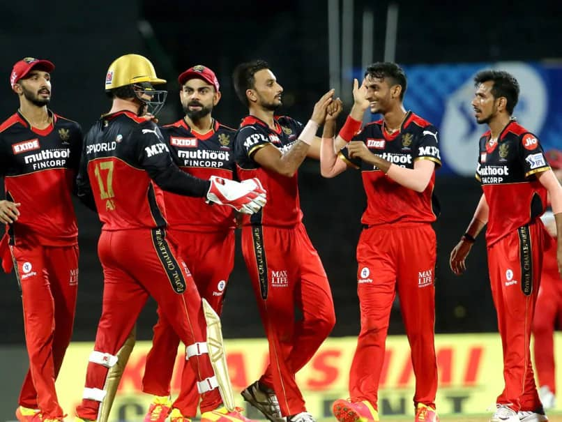 """Watch: Royal Challengers Bangalore Share """"Nostalgic Moments"""" From IPL 2021"""