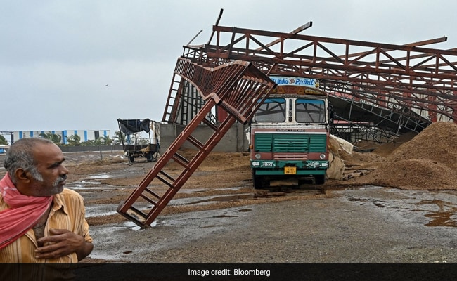 Second Cyclone In 10 Days To Slam Into India Amid Covid Misery