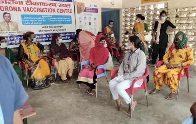 Gurgaon Tops In Anti-Covid Vaccination Coverage