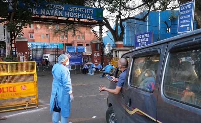 दिल्ली में पिछले 24 घंटों में कोरोनावायरस से रिकॉर्ड मौतें, 18 हजार से ज्यादा नए मामले सामने आए