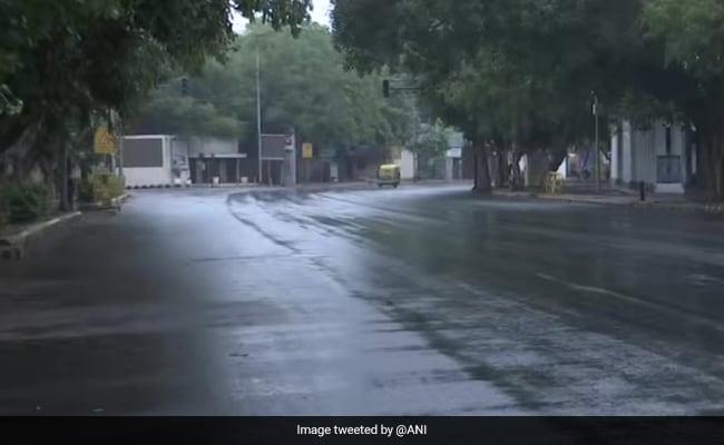 Delhi Weather: 'Orange' Alert For Heavy Rain Issued By Met Office