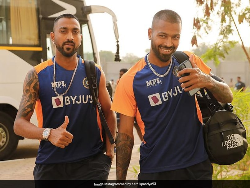 """""""Were In The Middle Of A Tough Battle"""": Hardik And Krunal Pandya Dispatch Oxygen Concentrators To COVID-19 Centres"""