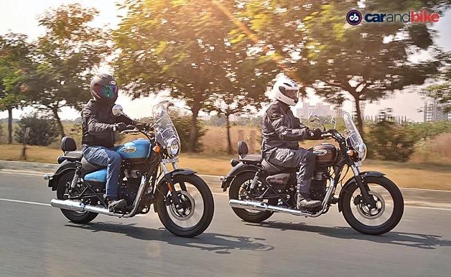 दोपहिया वाहनों की बिक्री मई 2021: रॉयल एनफील्ड ने 20,000 से अधिक मोटरसाइकिलें भेजी