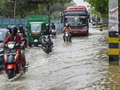 Delhi Receives Highest Rainfall For May In 13 Years: Weather Department