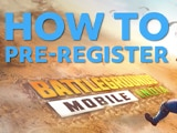 Video : We Have Pre-Registered For Battlegrounds Mobile India! Here's How You Can Do It