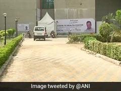 Delhi's 1st Covid Centre With Oxygen Plant At Commonwealth Games Village
