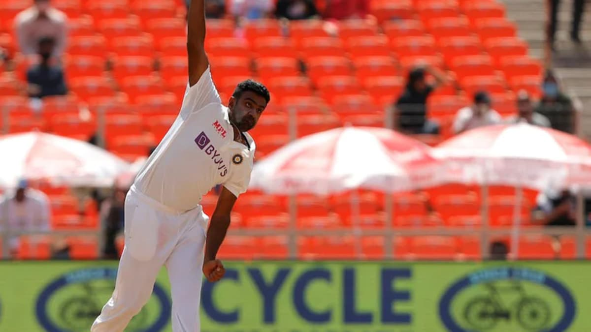 Ravichandran Ashwin was sidelined for 6 months to save himself from the ban.  Saeed Ajmal |  Cricket News