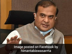 """""""Cow Our Mother, Slaughter Must Stop,"""" Says Assam's Himanta Biswa Sarma"""