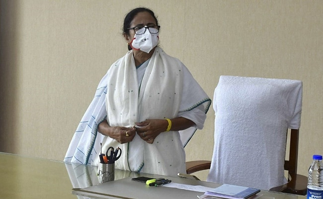 """Exempt Oxygen Tanks, Covid Medicines From Taxes"": Mamata Banerjee To PM"