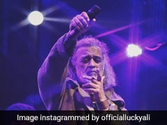 """""""Lucky Ali Is Well. No COVID"""": His Friend Nafisa Ali Busts Death Rumours"""