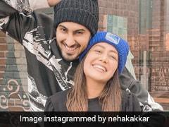 "Neha Kakkar's ROFL Response To Husband Rohanpreet's, <i>Umm</i>, ""Headache"""