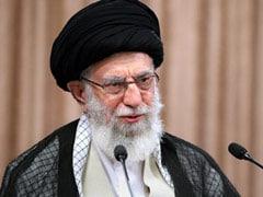 "Iran's Ayatollah Khamenei Hails Vote As Victory Over ""Enemy Propaganda"""