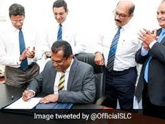 Shammi Silva Elected Uncontested As Sri Lanka Cricket President For 2021 To 2023 Period