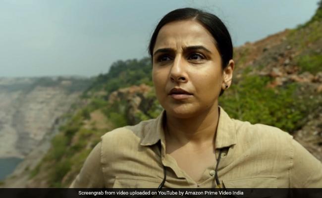 Sherni Teaser: Vidya Balan's One-Liner Heightens The Mystery