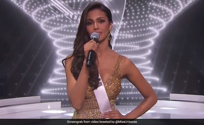 Miss Universe 2020-21: Miss India Adline Castelino Bags Fourth Place