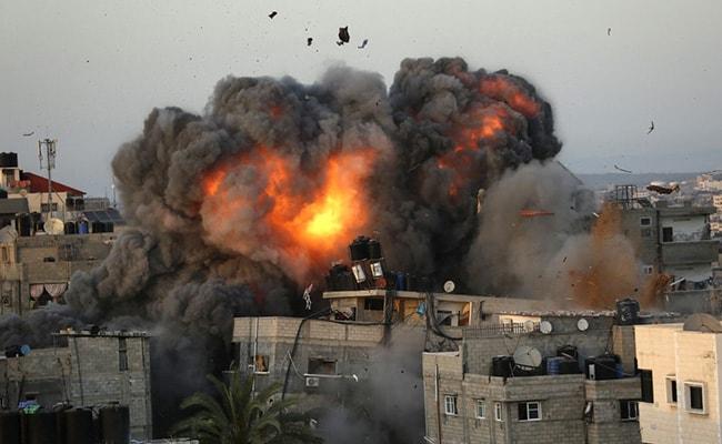 Israeli Strikes Killed 42 Palestinians In The Gaza Strip On Sunday, UN Head Urges Halt To Conflict – गाजा पट्टी पर इजरायल का जबर्दस्त हमला, 42 की मौत, UN प्रमुख का संघर्ष खत्म करने की अपील