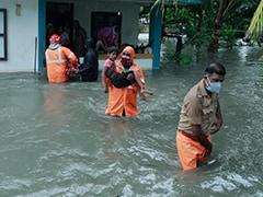Cyclonic Storm Tauktae Intensifies; Heavy Rain In Maharashtra, Kerala