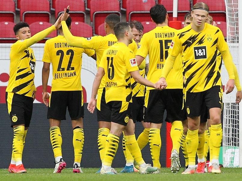 Bundesliga: Borussia Dortmund Secure Champions League Spot With Sixth Straight Win