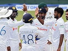 SL vs BAN, 2nd Test: Sri Lanka Five Wickets Away From Series Win Over Bangladesh