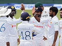 2nd Test: Sri Lanka 5 Wickets Away From Series Win Over Bangladesh