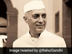 Congress Calls Out Historical Research Council For Omitting Nehru's Photo