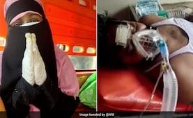 आंध्र-तेलंगाना सीमा पर घंटों तड़पते रहे कोरोना के मरीज, पुलिस स्टेशन से बॉर्डर पर पहुंचाई ऑक्सीजन