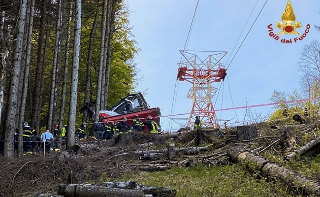 Italy's Lone Cable Car Crash Survivor, 5, 'Wakes Up'