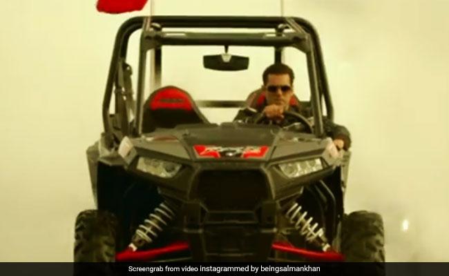 सलमान खान का धमाकेदार गाना'झूम झूम' कल होगा रिलीज, दिखेगा गजब का अंदाज