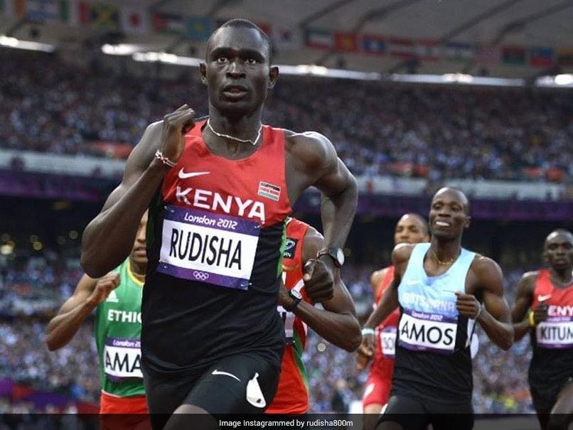 Double Olympic 800m Champion David Rudisha To Miss Tokyo Games
