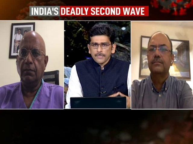 Video : Oxygen Shortage: India Inc Offers Solutions