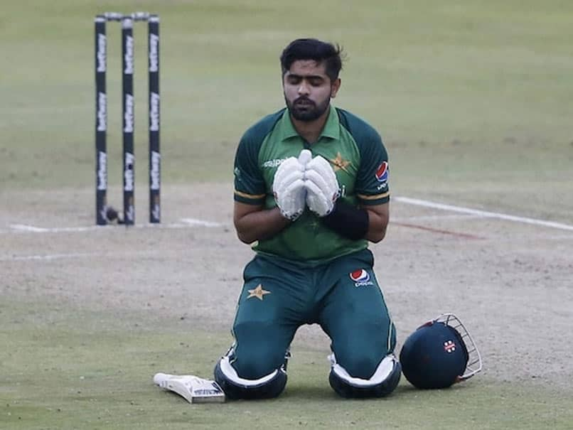 Pakistans Babar Azam Named ICC Mens Player Of The Month For April