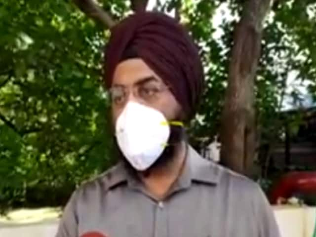 Video : Chennai Commissioner Gagandeep Singh Bedi on Covid Challenges, Strategy