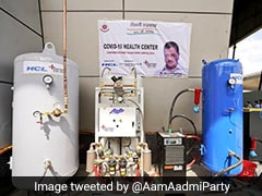 Delhi Gets 3 Out Of 21 Oxygen Plants From France