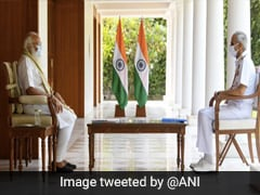 Navy Chief Briefs PM Modi On Help Given To States Amid Pandemic