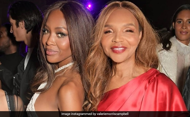 'Waited A Long Time To Be A Grandmom,' Writes Naomi Campbell's Mother After Supermodel Welcomes Baby Daughter At 50