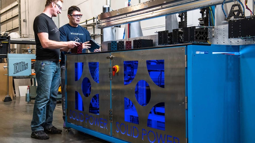 The Colorado-based start up will provide pilot batteries to both the companies