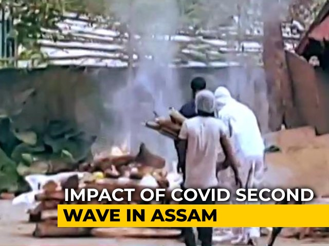 Video : In Assam, COVID-19 Deaths 4 Times Higher Than First Wave