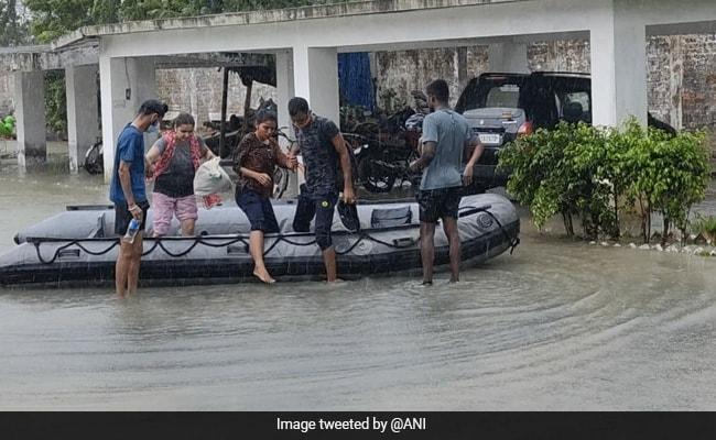 Cyclone Yaas: 7 Navy Teams Undertake Relief Operations In West Bengal