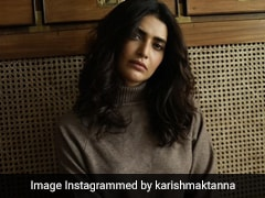 Karishma Tanna Chills At Home All While Looking Stylish As Ever In Her Knit Co-Ord Set