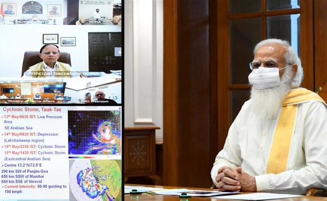 Cyclone Tauktae: PM Modi High Level Meeting On Challenge Of Tackling Cyclone – Cyclone Tauktae: चक्रवात तौकते से निपटने की चुनौती को लेकर पीएम मोदी ने की हाई लेवल मीटिंग