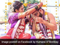 This Bride And Groom Exchanged <i>Mangalsutras</i>. What Happened Next