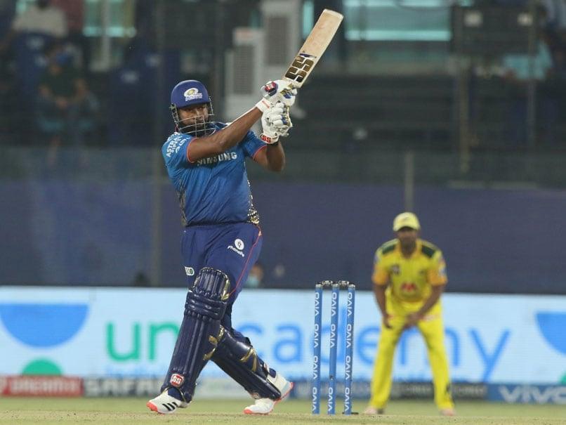 MI vs CSK IPL Highlights 2021: Kieron Pollards 87 Off 34 Powers Mumbai Indians Past Chennai Super Kings In High-Scoring Thriller