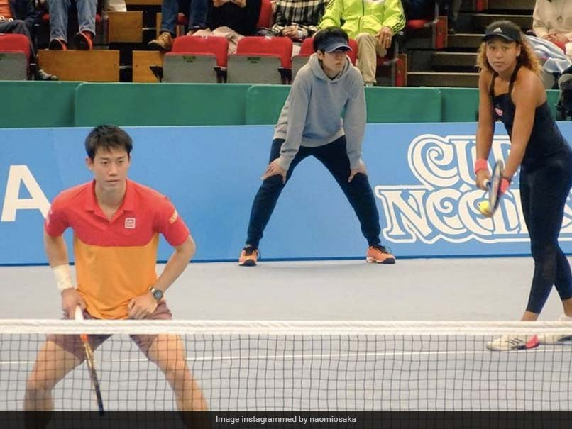 "Japanese Tennis Stars Kei Nishikori, Naomi Osaka Agree ""Discussions"" Needed For Safe Tokyo Olympics Organisation"