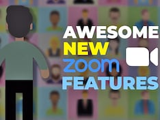 Become a Zoom Meeting Champ by Trying These New Features