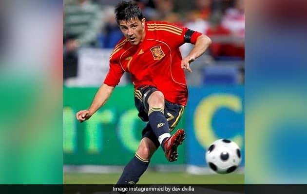 Odisha FC Appoint Spains David Villa As Head Of Global Operations